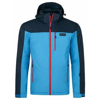 Pánská lyžařská bunda Kilpi FLIP-M modrá, Kilpi