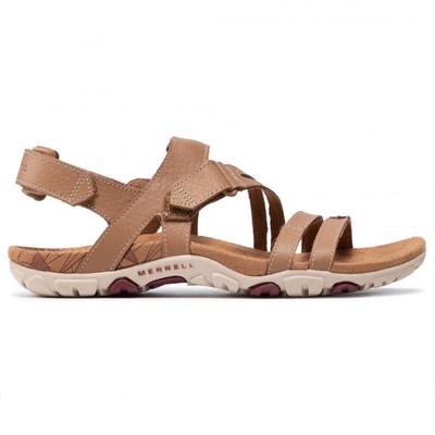 Dámské sandály Merrell Sandspur Rose Convert tobacco/pomagranate, Merrel