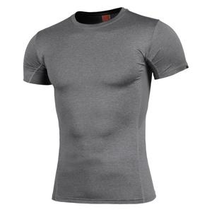 Funkční tričko PENTAGON® Apollo TacFresh šedé