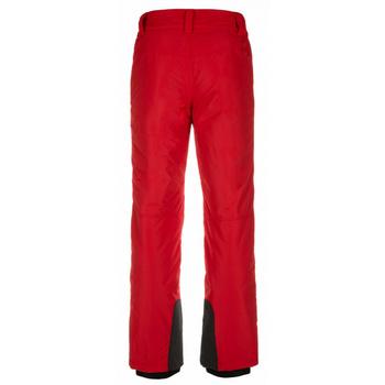 Pánské lyžařské kalhoty Kilpi GABONE-M červené, Kilpi