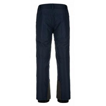 Pánské lyžařské kalhoty Kilpi GABONE-M tmavě modré, Kilpi