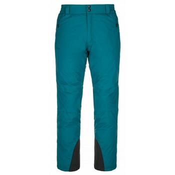 Pánské lyžařské kalhoty Kilpi GABONE-M tyrkysová, Kilpi