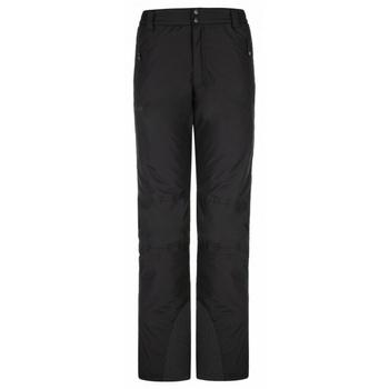 Dámské lyžařské kalhoty Kilpi GABONE-W černé, Kilpi