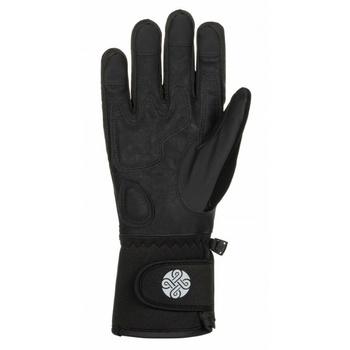 Unisex lyžařské rukavice Kilpi GRANT-U černé, Kilpi