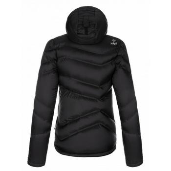 Dámská péřová bunda Kilpi GUUS-W černá, Kilpi