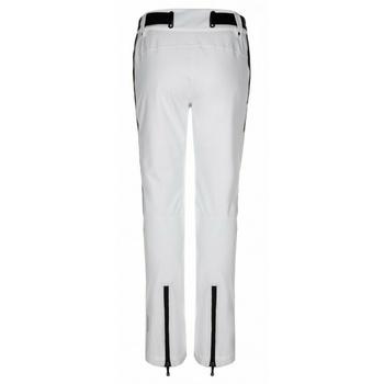 Dámské lyžařské kalhoty Kilpi HANZO-W bílé, Kilpi