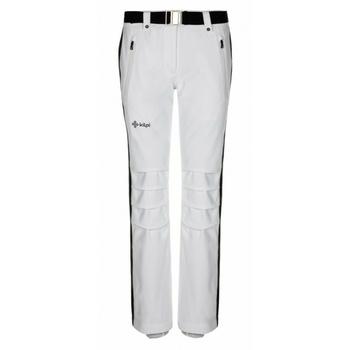 Dámské lyžařské kalhoty Kilpi HANZO-W bílé