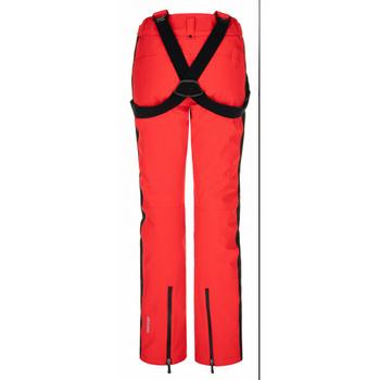 Dámské lyžařské kalhoty Kilpi HANZO-W červené, Kilpi