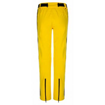 Dámské lyžařské kalhoty Kilpi HANZO-W žluté, Kilpi