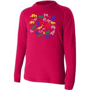 Tričko Lasting HARO 4747 růžové, Lasting