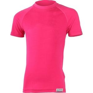 Merino triko Lasting HARY 4747 růžová vlněné, Lasting