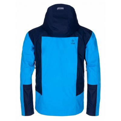 Pánská membránová bunda Kilpi HASTAR-M modrá, Kilpi
