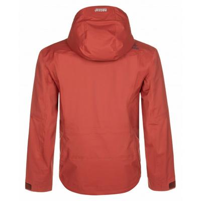 Pánská membránová bunda Kilpi HASTAR-M tmavě červená, Kilpi