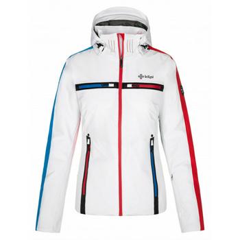 Dámská lyžařská bunda Kilpi HATTORI-W bílá, Kilpi