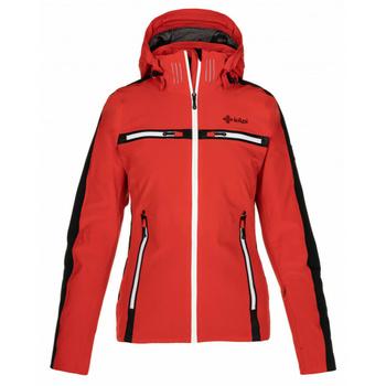 Dámská lyžařská bunda Kilpi HATTORI-W červená, Kilpi