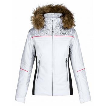 Dámská lyžařská bunda Kilpi HENESIE-W bílá, Kilpi