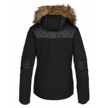 Dámská lyžařská bunda Kilpi HENESIE-W černá, Kilpi