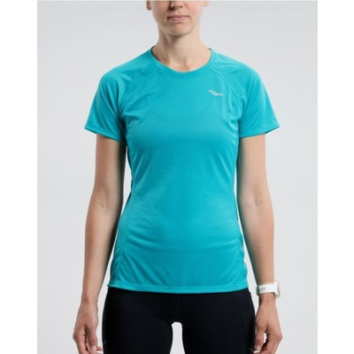 Saucony Women Hydralite Short Sleeve Grape Crush