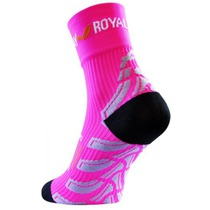 Ponožky ROYAL BAY® Neon High-Cut Pink 3099