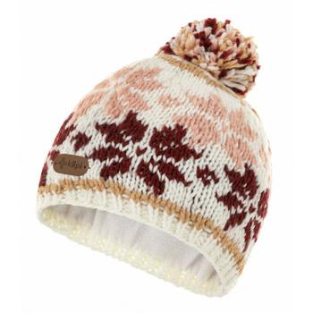 Dámská zimní čepice Kilpi HOOT-W bílá, Kilpi