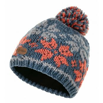 Dámská zimní čepice Kilpi HOOT-W modrá, Kilpi
