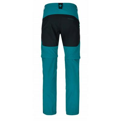 Pánské technické outdoorové kalhoty Kilpi HOSIO-M tyrkysové, Kilpi