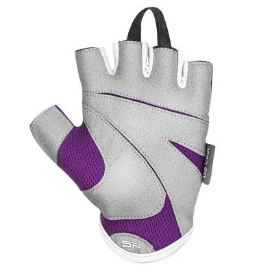 Dámské fitness rukavice Spokey LADY FIT fialové, Spokey