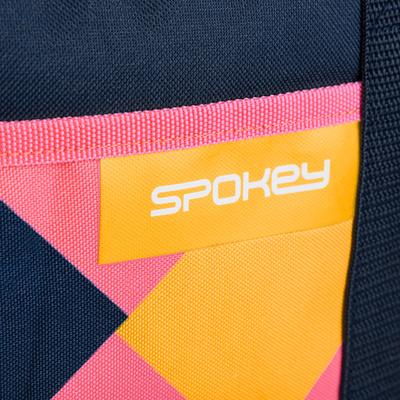 Termo taška malá Spokey ACAPULCO růžovo-modro-žlutá, Spokey