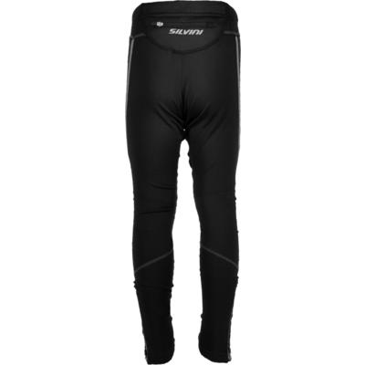 Dětské zateplené kalhoty Silvini ANZA jun. CP533 black, Silvini