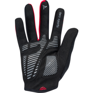 Pánské rukavice Silvini Team MA1413 red-black, Silvini