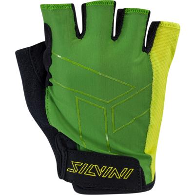 Pánské rukavice Silvini Liro MA1444 lime