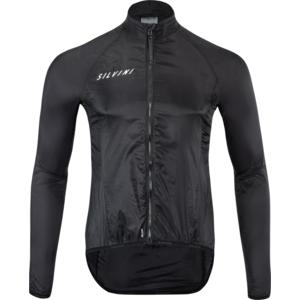 Pánská cyklistická bunda Silvini Montilio MJ1601 Black, Silvini