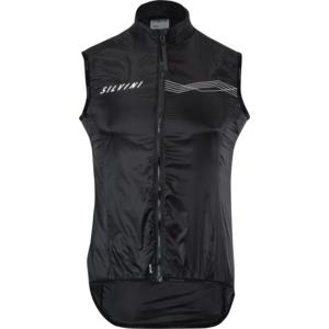 Pánská vesta Silvini Tenno MJ1602 black