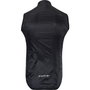 Pánská vesta Silvini Tenno MJ1602 black, Silvini