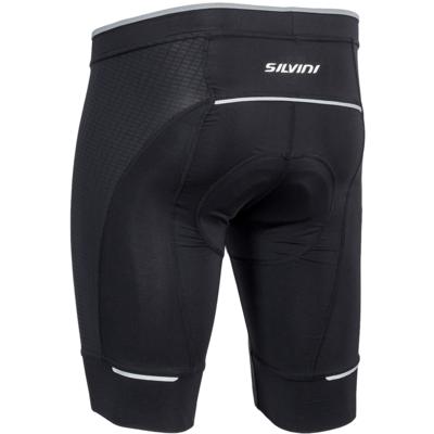 Pánské cyklistické kalhoty Fortore MP1003 black