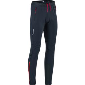 Pánské skialpové kalhoty Silvini Soracte MP1144 black/red, Silvini