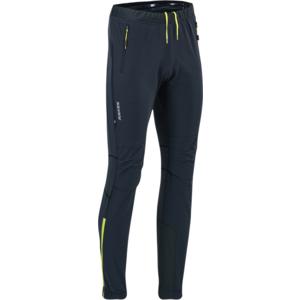 Pánské skialpové kalhoty Silvini Soracte MP1144 black/yellow