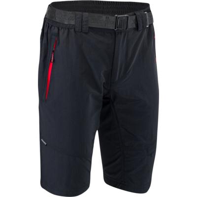 Pánské MTB cyklistické kalhoty Silvini Rango MP1616 black-red, Silvini