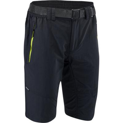 Pánské MTB cyklistické kalhoty Silvini Rango MP1616 black-lime, Silvini