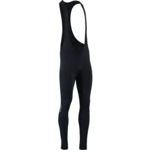 Pánské zimní cyklistické kalhoty Silvini Rapone MP1736 black
