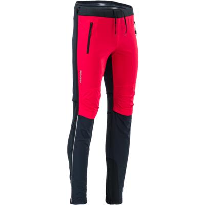 Pánské skialpové kalhoty Silvini Soracte Pro MP1748 black/red