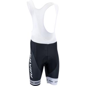 Pánské cyklistické kalhoty Silvini Team Top MP839 black-white, Silvini