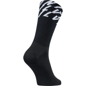Cyklistické ponožky Silvini Oglio UA1634 black-white, Silvini
