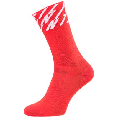 Cyklistické ponožky Silvini Oglio UA1634 ruby