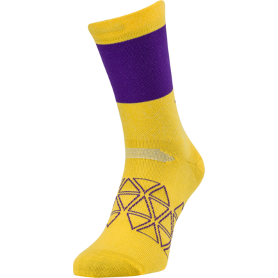 Cyklistické ponožky Silvini Bardiga UA1642 yellow, Silvini