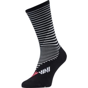 Cyklistické ponožky Silvini Ferugi UA1644 black-red, Silvini