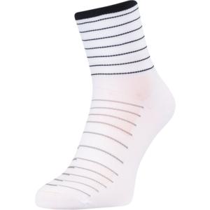 Cyklistické ponožky Silvini Bevera UA1659 white-black