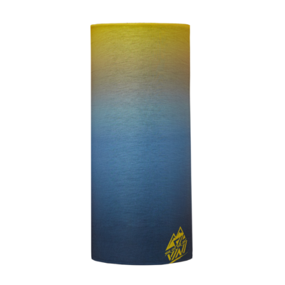 Jednovrstvý multifunkční šátek Silvini Motivo UA1730 blue, Silvini
