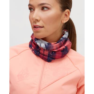 Jednovrstvý multifunkční šátek Silvini Motivo UA1730 navy, Silvini