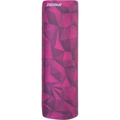 Jednovrstvý multifunkční šátek Silvini Motivo UA1730 punch, Silvini